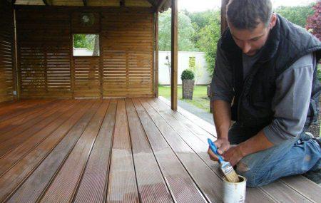 Thermowood (hőkezelt) fa teraszburkolat karbantartása, tisztítása!