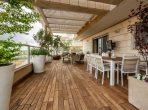 Thermowood kőris Quick Deck teraszburkolat(3)